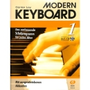 Modern Keyboard Band 1 inkl. CD  v. Loy Guenther