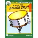 DeHaske Schule für Snare Drum 1 v. Bomhof Gert